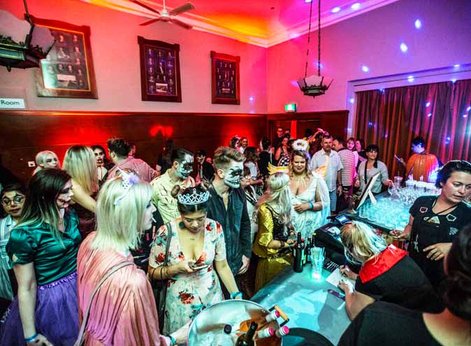 spooktober halloween melbourne stkilda october spooky scary costumes festival haunted hidden city secrets 5