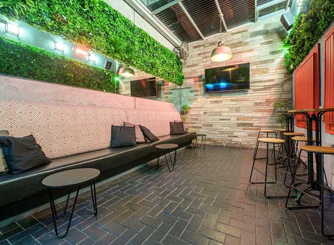 399 Bar function venues Perth rooms cbd city northbridge venue hire party room birthday outdoor beer garden intimate cosy courtyard event 3