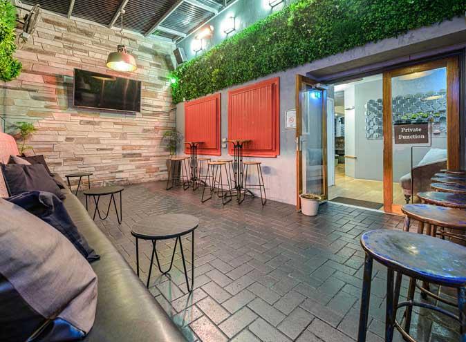 399 Bar function venues Perth rooms cbd city northbridge venue hire party room birthday outdoor beer garden intimate cosy courtyard event 7