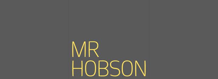 Mr. Hobson <br/> Waterside Event Spaces