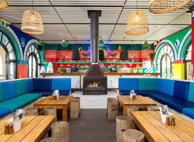 The Bucket List sydney restaurants bondi beach waterfront waterside view large beer garden australian modern seafood burgers pub dining 002