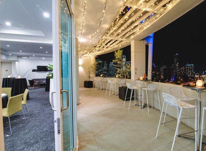 The Point Hotel Brisbane Kangaroo Point function venues venue event hire seminar corporate office meeting party dining private rooms 002