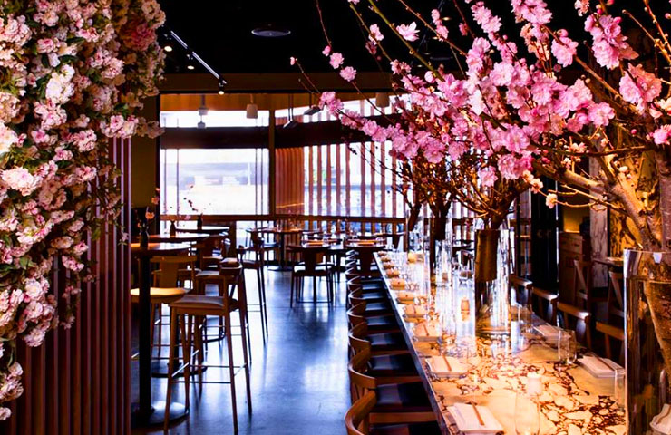sake melbourne japanese cuisine BYO exclusive hamer hall flinders lane top best luxe lunch dinner dj high end 4
