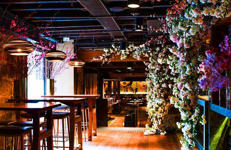 sake melbourne japanese cuisine BYO exclusive hamer hall flinders lane top best luxe lunch dinner dj high end 6