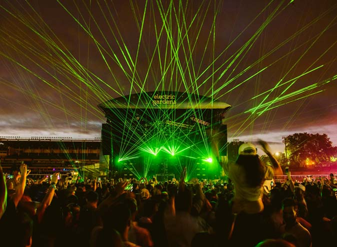Electric Gardens Festival Sydney Centennial Parklands music electronic dance bass drums live stage fest dj producers giveaway freebies tickets 002