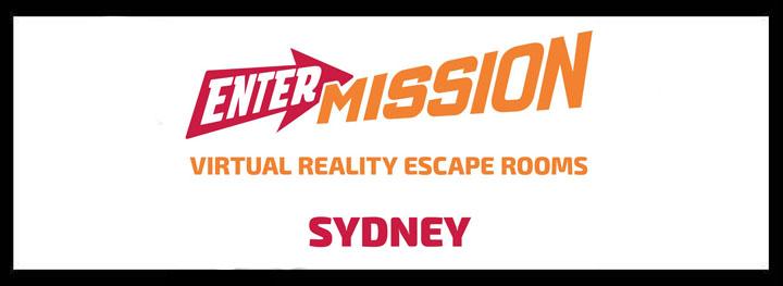 Entermission Sydney <br/> Virtual Reality Escape Room