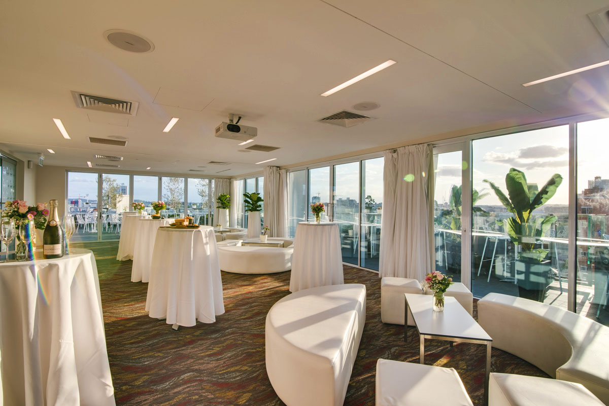 Eagles Nest Function Rooms Brisbane Venues Kangaroo Point Venue Hire The Point Rooftop Small Party Room Birthday Corporate Meeting Outdoor Views Wedding Dining Cocktail Event 001