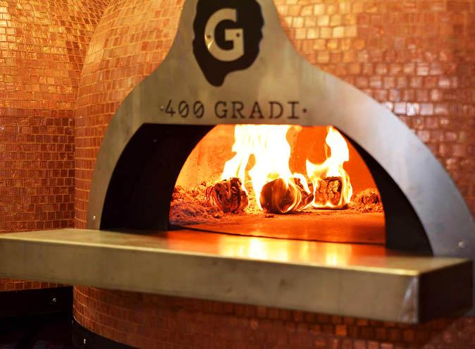 melbourne food wine festival 400 gradi pizza pizzeria crown cbd southbank italian party pasta gelato cannoli celebration
