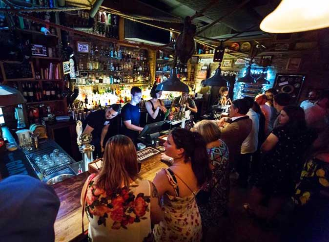 Brooklyn standard bar brisbane cbd american inspried drinks beer wine cocktails live music