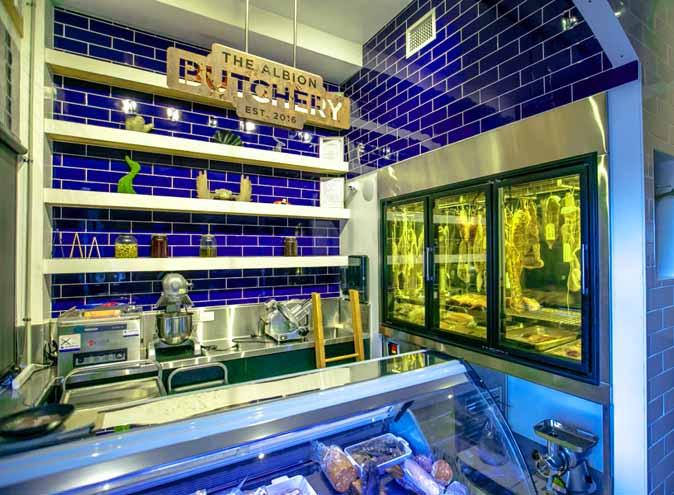 Vaquero dining brisbane bar restaraunt hidden secret spanish butcher