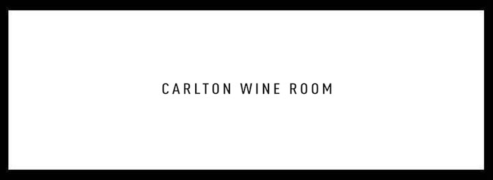 Carlton Wine Room <br/> Private Dining Spaces