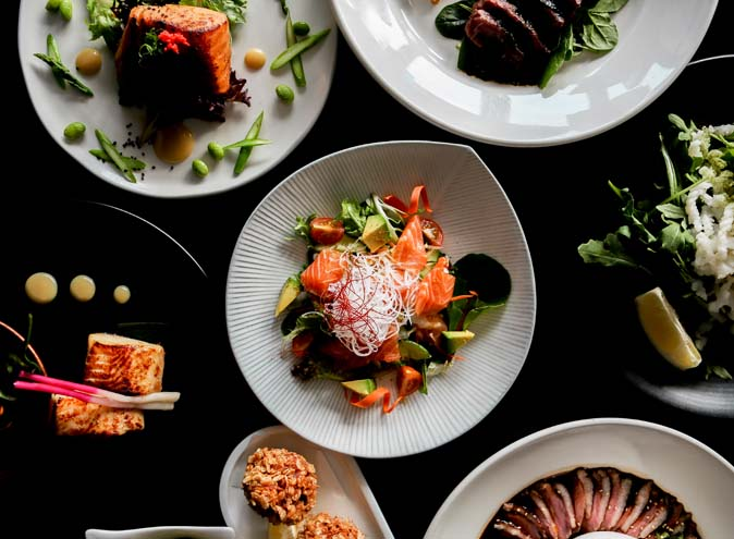 Ocha Japanese Restaurant Melbourne Hawthorn restaurants asian sushi sashimi seafood fresh private dining food fine 009