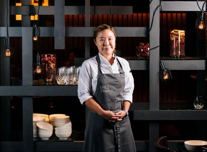 Spice Temple Sydney CBD restaurant function bar regional chinese native australian cuisine 3