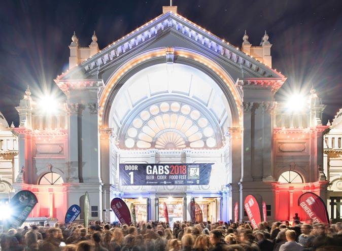 gabs beer food festival royal exhibition building melbourne events