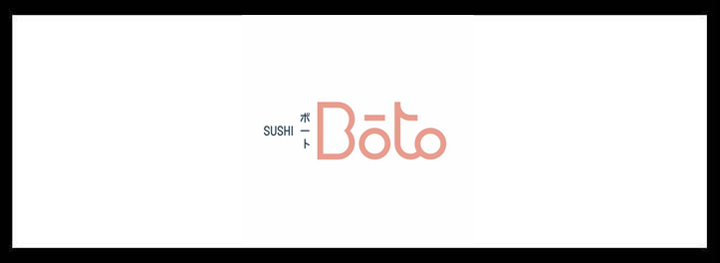 Sushi Boto </br> Sushi Train Restaurant