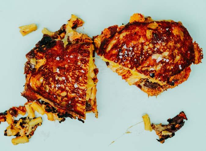 toasta toasted cheese toastie melbourne
