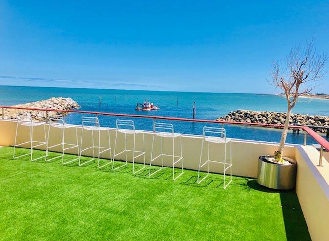Sammys on the marina adelaide glenelg restaurant restaurants dining seafood australian fine view top best nice food waterfront 007