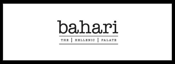 Bahari The Hellenic Palate </br> Top Greek Eateries