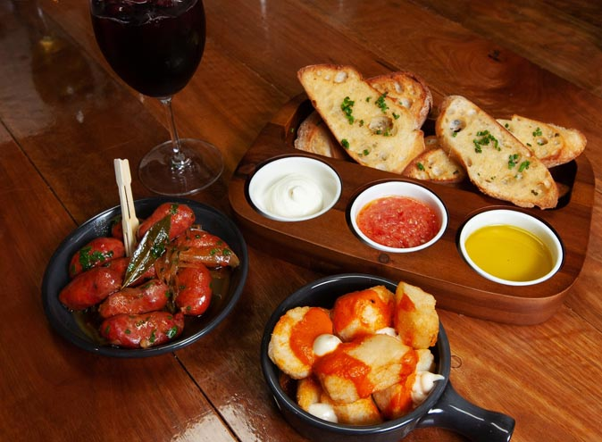 El Matador Brisbane CBD Tapas Spanish New Laneway Bar Restaurant Bars 3