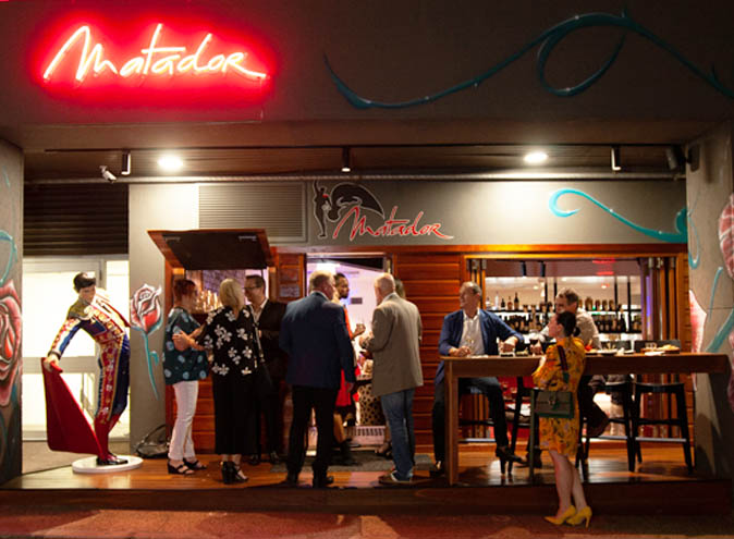 El Matador Brisbane CBD Tapas Spanish New Laneway Bar Restaurant Bars 6