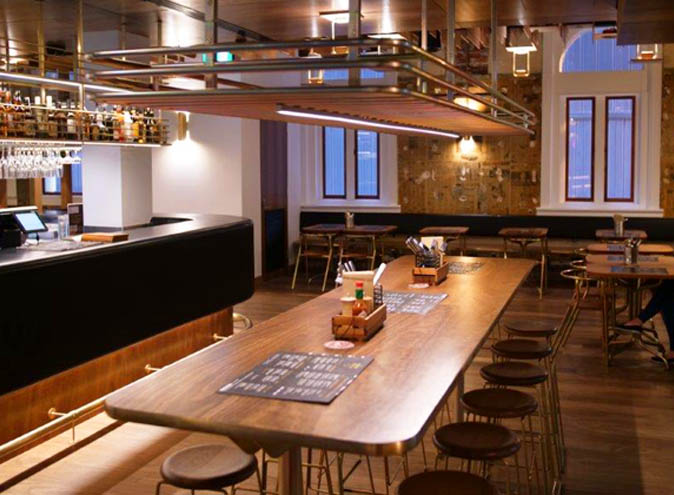 The Oxford Scholar Melbourne CBD function venue venue event hire birthday corporate events functions hidden engagement room dining 004