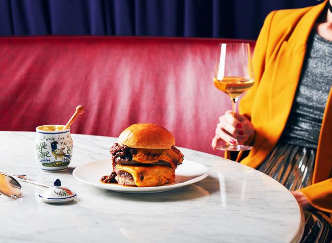 Barmargaux French Restaurant Bar Bars Melbourne Lonsdale Food Paris Brasserie Parisian Dessert Latenight Late Supper City MelbourneCBD Venue 5