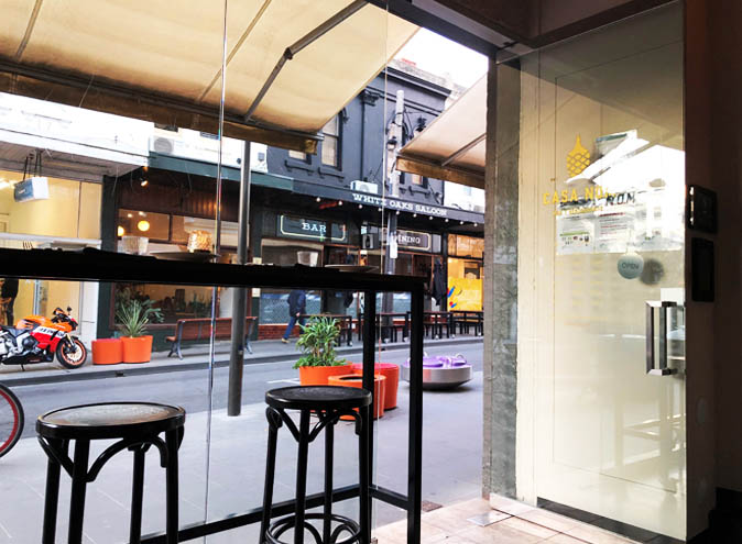 CasaNOM NOM Mexican Bar LatinAmerica American Restaurant Prahran Restaurants Bars Venues Food CBD Melbourne Foods Drinks 7