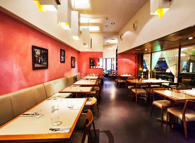 Florist Kitchen Wine Bar WineBar Restaurant Food Brisbane CBD City Wine Beer Spirits