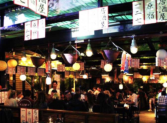 IchiNiNana Japanese Restaurants LateNight Melbourne Fitzroy Food CBD Dining Best Top Japan Venues 9