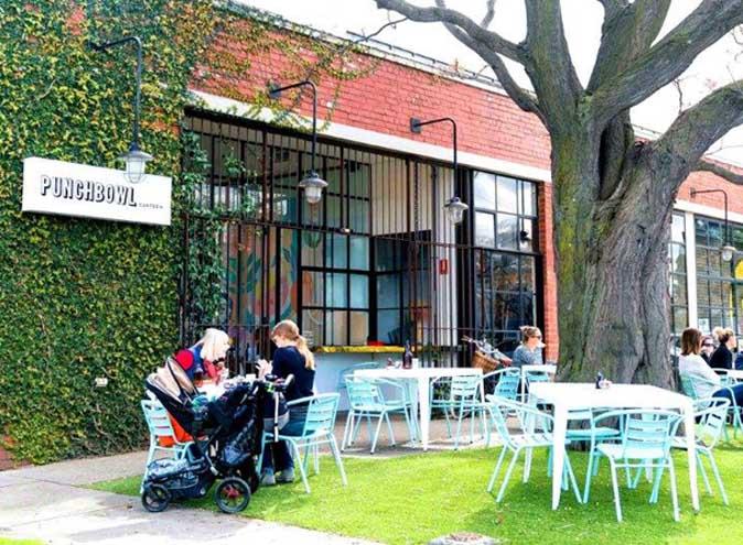 Punchbowl Canteen Cafe Port Melbourne Cafes Dining Brunch Best Top Good Outdoor 002