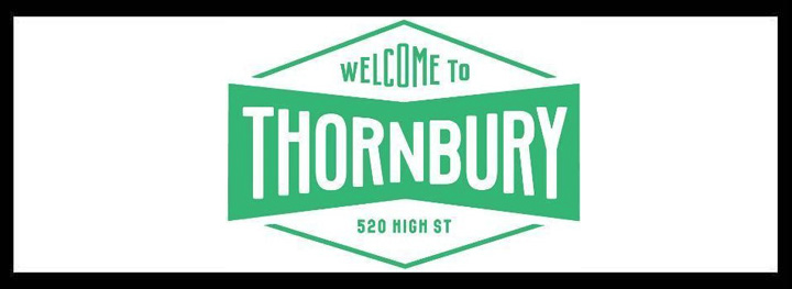 Welcome To Thornbury <br/> Large Beer Garden