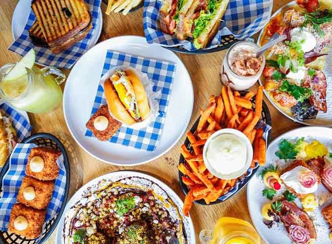 district north melbourne bottomless brunch moonee ponds cafes restaurants