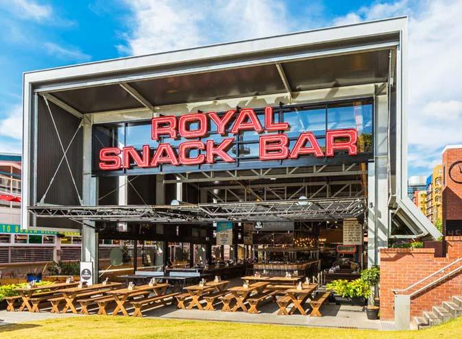 Beerhaus Restaurant BowenHills Restaurants Brisbane Dining Best Top Good 1