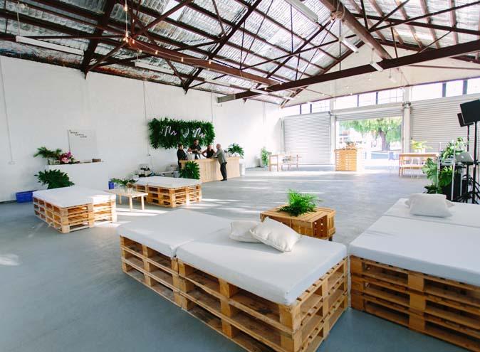 Perth City Farm <br/> Warehouse Venue Hire