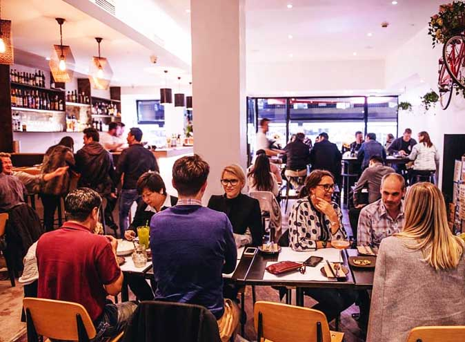 RicePaperSister Filipino Asian MelbourneCBD Melbourne Restaurants Restaurant Food Best Top HardwareLn Hardware