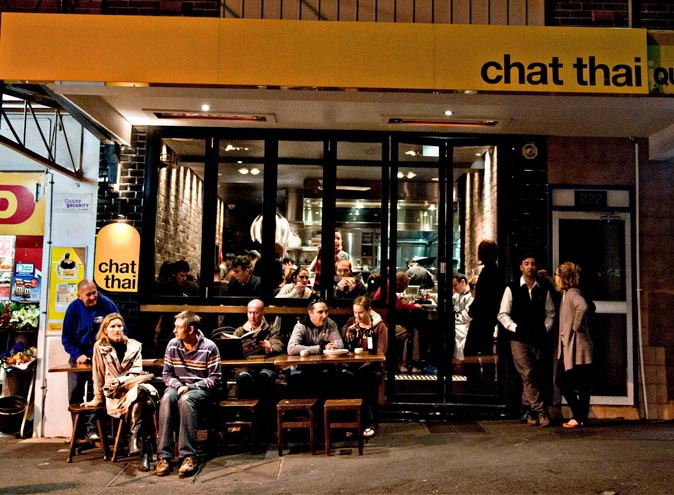chat thai haymarket brisbane authentic restaurant fresh thailand late night 16