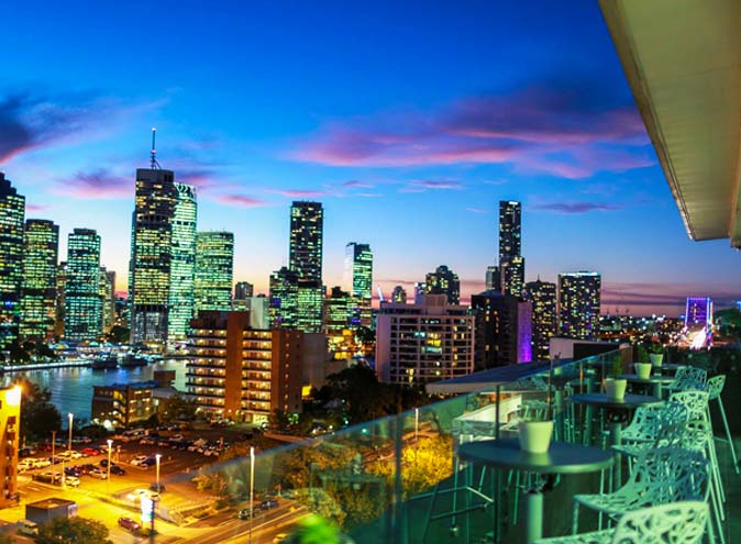 eagles nest bar kangaroo pointbars brisbane rooftop city views tapas high rise cocktails 8