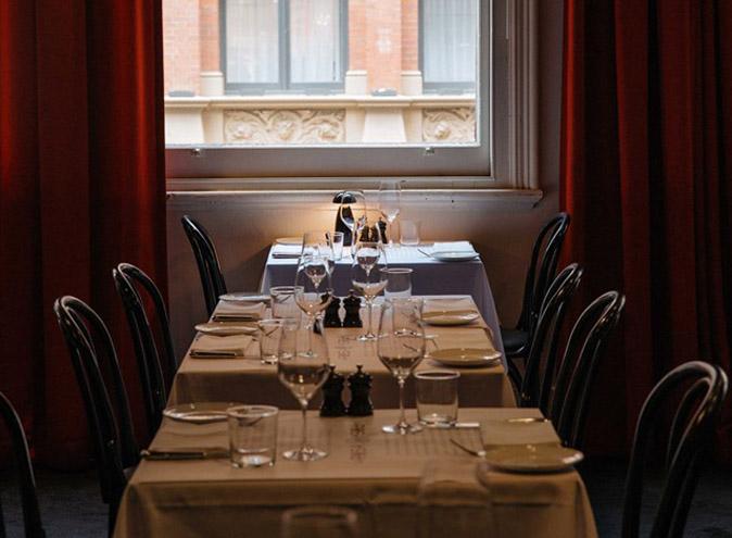La Rosa The Strand Restaurant Sydney CBD Restaurants Dining Best Top Good 007