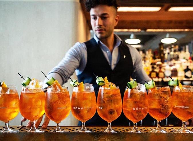 Matteo Downtown best bar bars food eats sydney aperitivo italian cocktails happy hour restaurant restsaurants