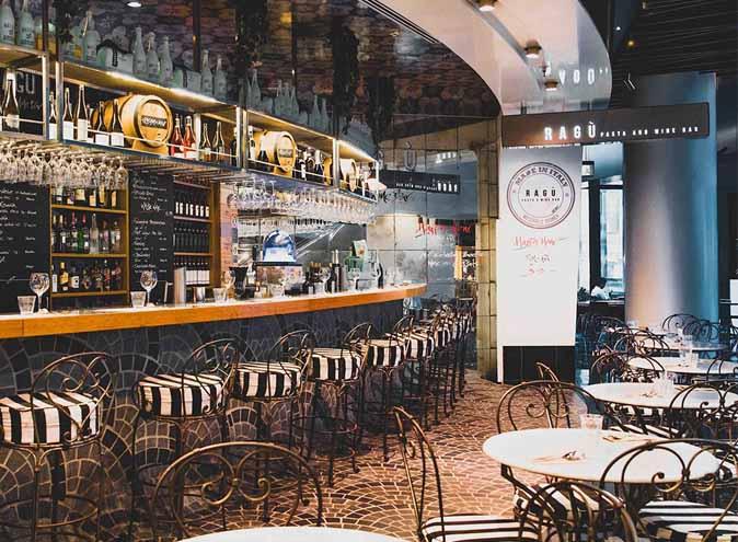 Ragu Pasta Wine Bar Restaurant Sydney CBD Restaurants Dining Best Top Good 001