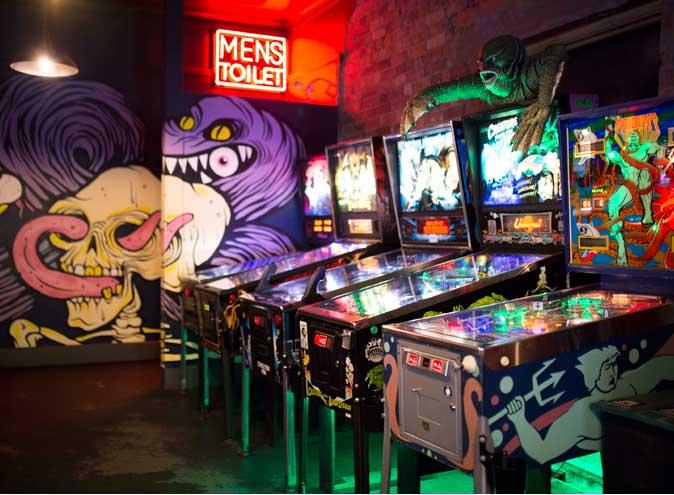 netherworld arcade vegan gaming bar bars brisbane restaurant best vegetarian top restaurants americanfusion datespots dining asianfusion 03