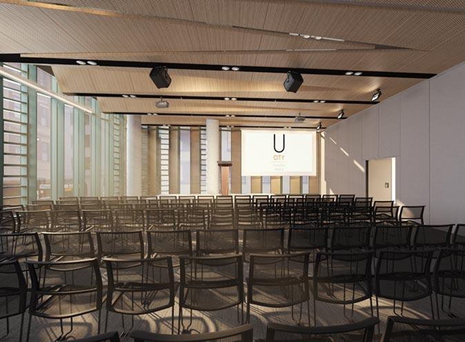 U City Function Centre <br/> Unique Venue Hire