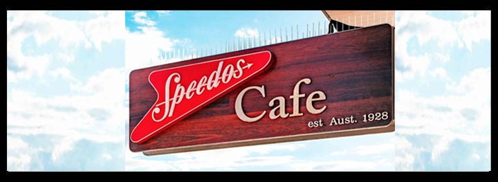 Speedos Cafe <br/>Best Waterfront Restaurants