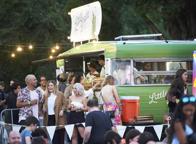 Zoo melbourne twilights bars restaurants picnics music live food trucks 3