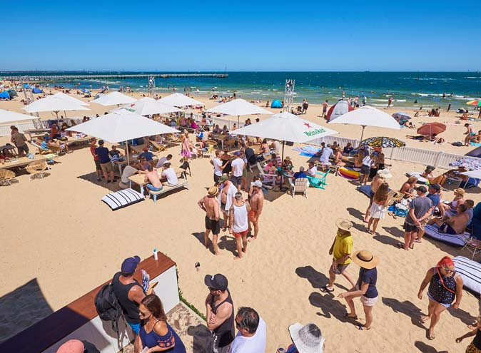exchange hotel port melbourne beach pop up to best summer bar bars beach cocktails cocktail 1