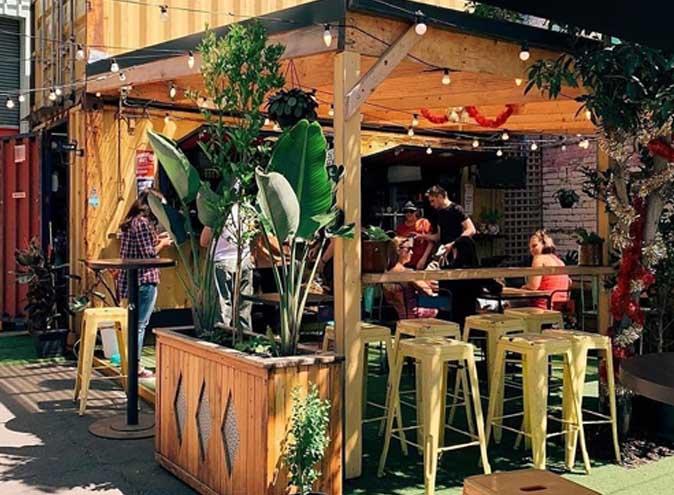 Lickety split melbourne bars restaurants footscray bar restaurant beer garden 2
