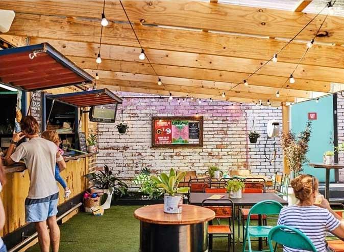 Lickety split melbourne bars restaurants footscray bar restaurant beer garden 5