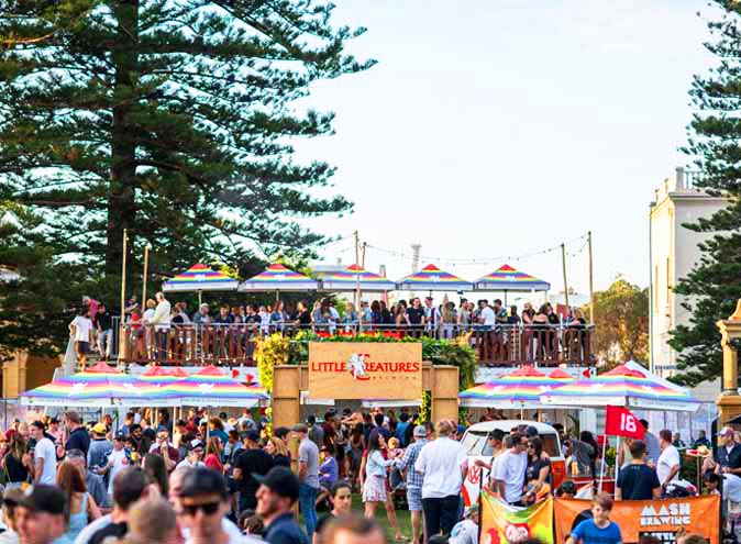 beerfest beer festival festivals st kilda stkilda melbourne beers fun to do weekend comedy music food eat best outdoor event events top good 2 1