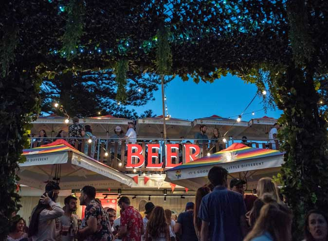 beerfest beer festival festivals st kilda stkilda melbourne beers fun to do weekend comedy music food eat best outdoor event events top good 3