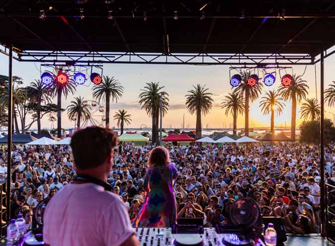 beerfest beer festival festivals st kilda stkilda melbourne beers fun to do weekend comedy music food eat best outdoor event events top good 4